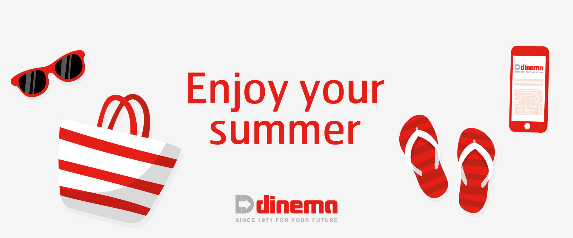 Dinema @ Enjoy your summer
