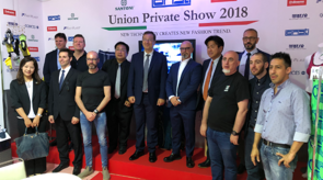 Dinema @ Union Private Show 2018